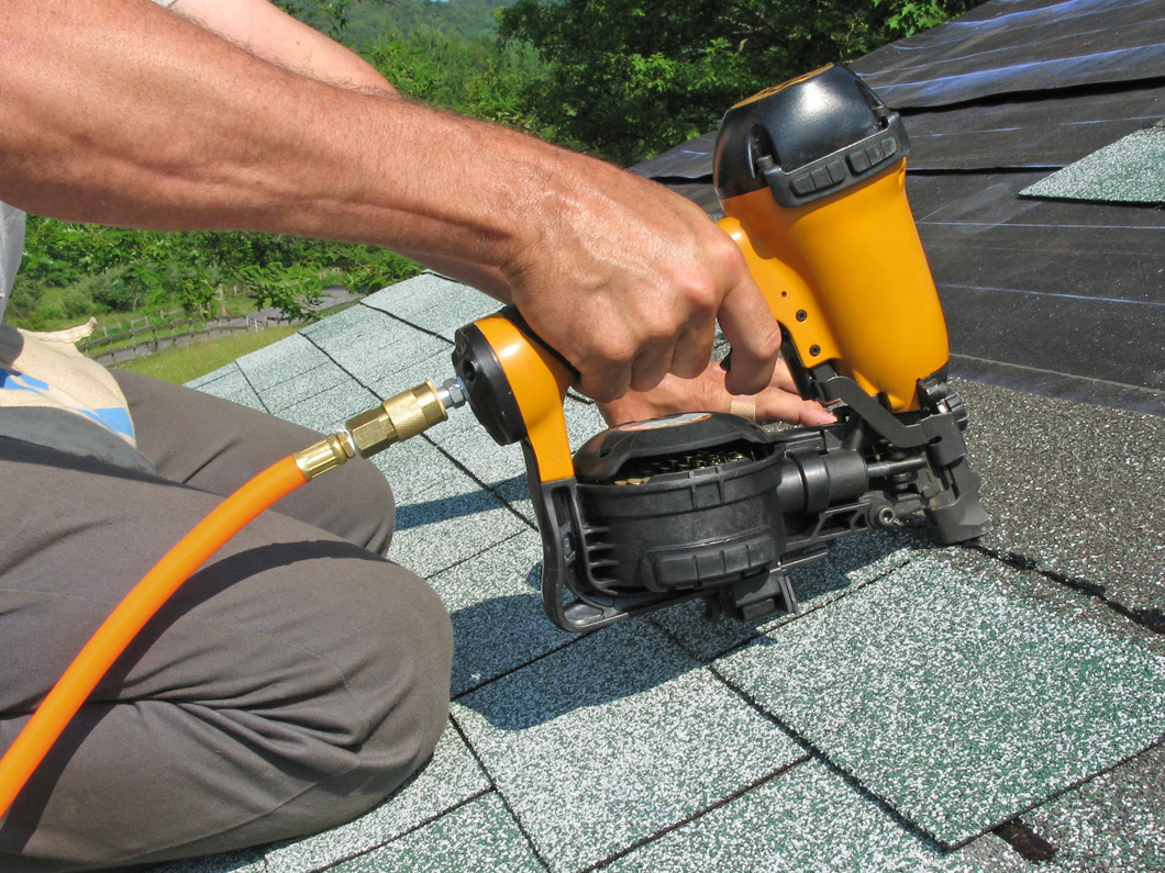 Fix Up Your Existing Roof and Save Some Cash
